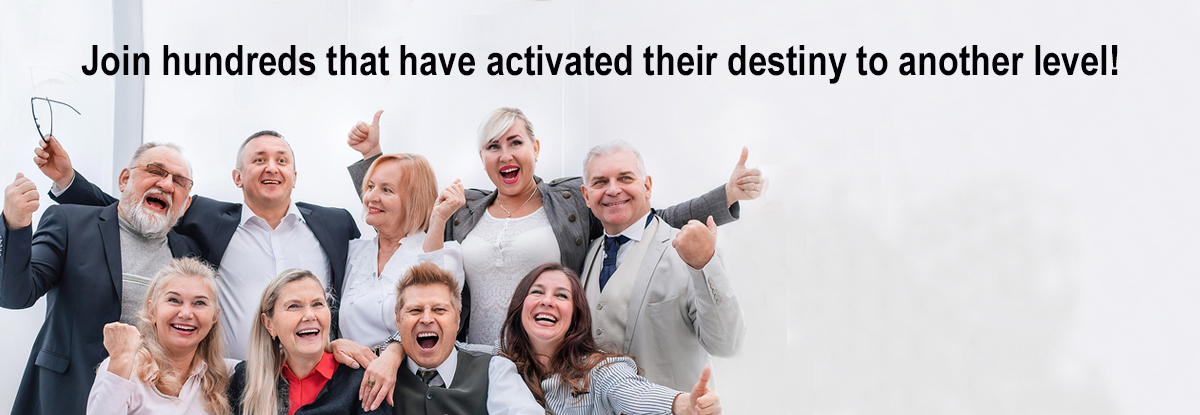 THE ONLINE DESTINY ACTIVATOR COACHING PROGRAM